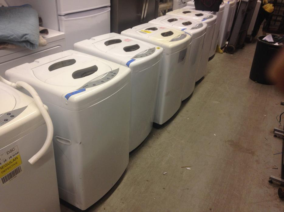 USED DANBY 1.7 CU FT PORTABLE WASHER BLOW OUT SALES. Vancouver City,  Vancouver