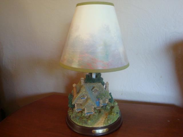Salt Lamps Kamloops : THOMAS KINKADE LAMP Victoria City, Victoria
