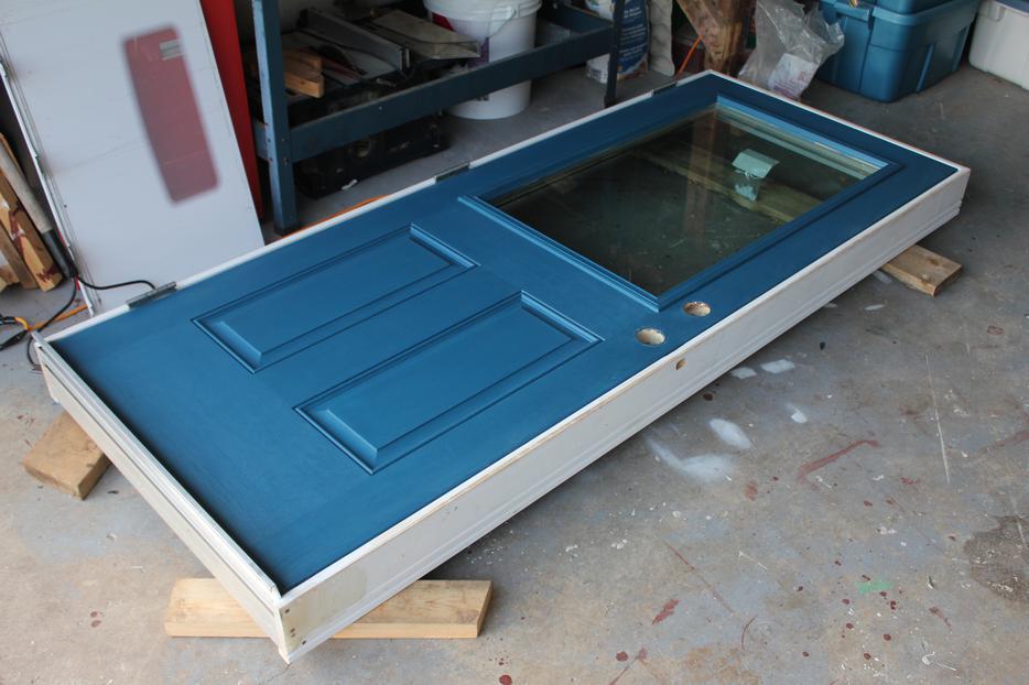 """Trimlite Therma-Tru Fiberglass Exterior Door 32""""x80"""