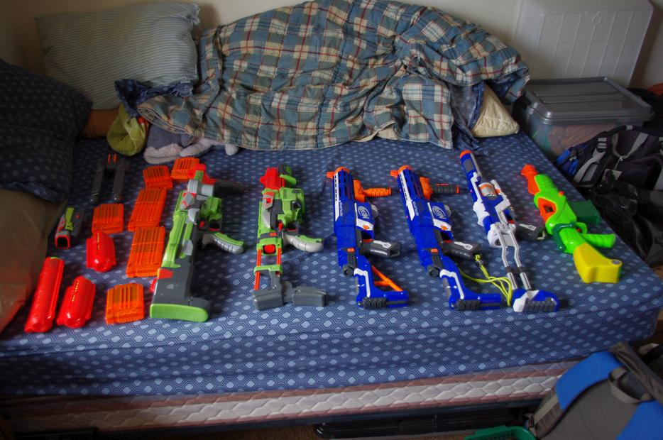 Used Guns Vancouver Island