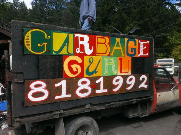 garbage guru clean out guru deals city