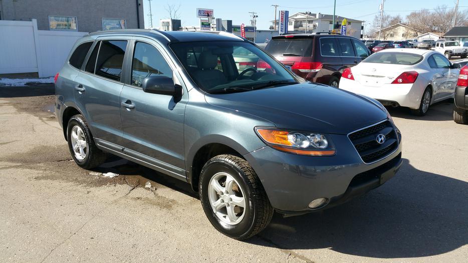 2008 Hyundai Santa Fe Limited Awd North Regina Regina