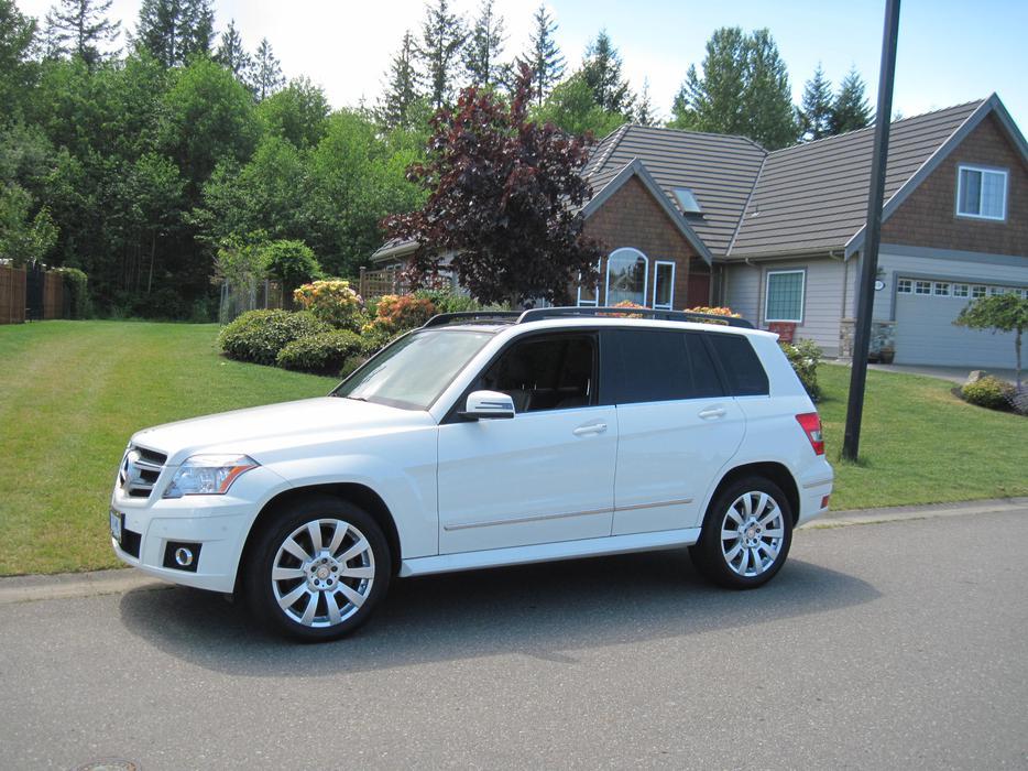 Mercedes benz glk350 parksville nanaimo for Mercedes benz nanaimo