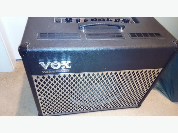 vox valvetronix ad50vt guitar amp sooke victoria. Black Bedroom Furniture Sets. Home Design Ideas