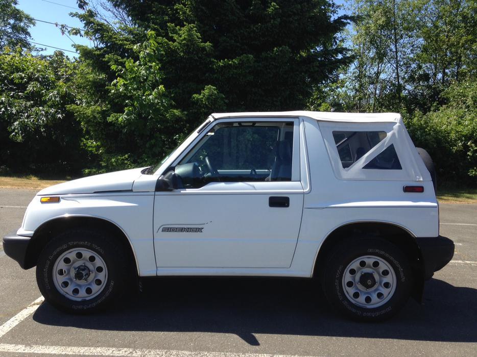 Suzuki Sidekick For Sale Ontario