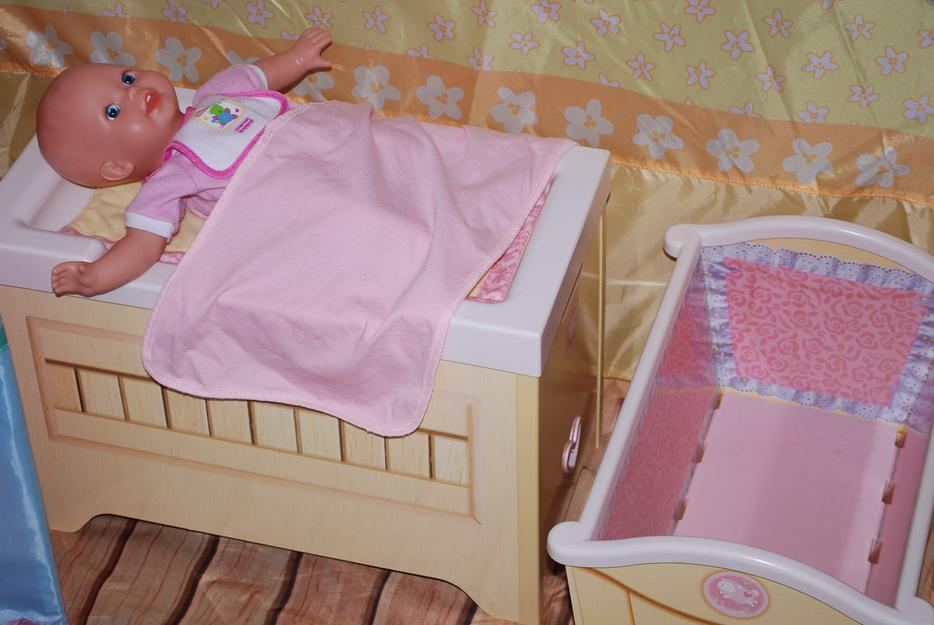 Rose Petal Cottage By Playskool W Doll Box Amp Papers Obo