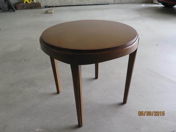 Antique coffee table east regina regina for 50 inch round coffee table