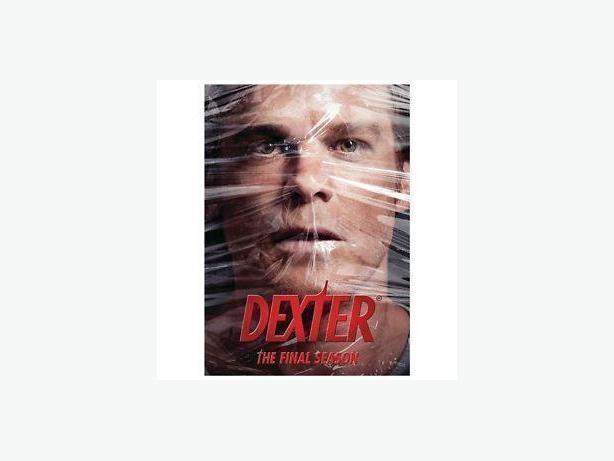 Dexter: The Final Season (DVD, 4-Disc Set)