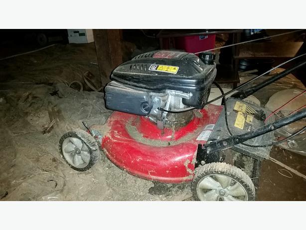 Yard Machines 139cc 21 Quot Push Lawn Mower South Nanaimo Nanaimo