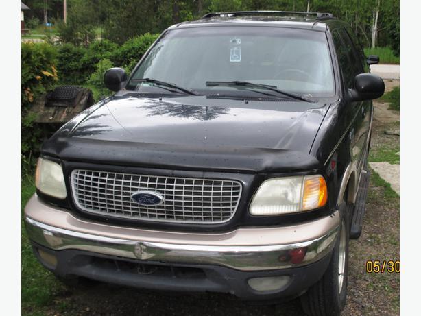 1999 ford expedition for sale 4x4 outside ottawa gatineau area ottawa. Black Bedroom Furniture Sets. Home Design Ideas