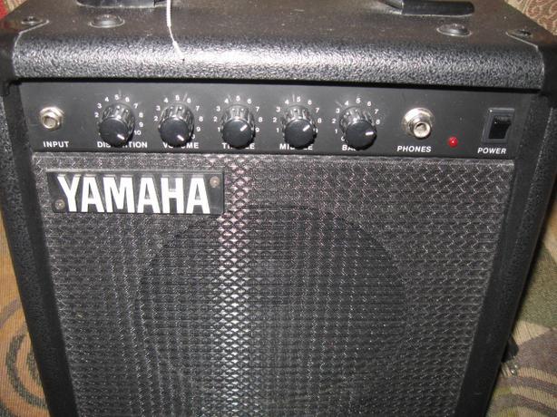 Yamaha hy 10g iii electric guitar amplifier amp 25w 2 for Yamaha bass guitar amplifier