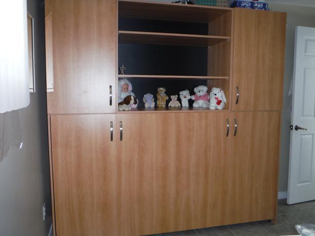 Murphy Beds Gatineau : Murphy bed single gatineau sector quebec ottawa mobile