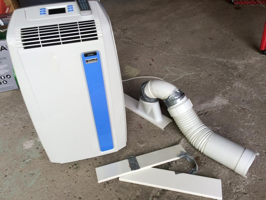 highlander portable air conditioner instruction manual