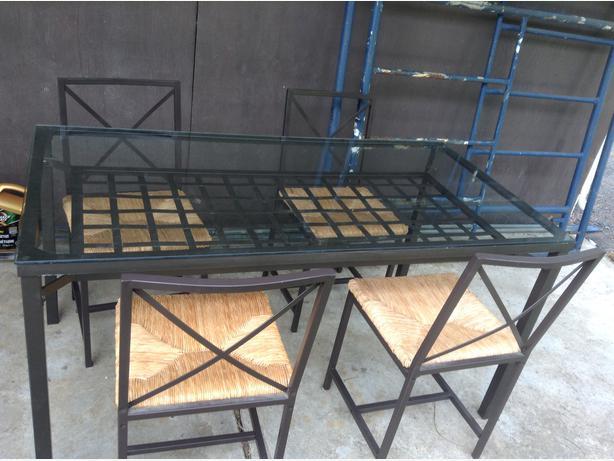 Ikea Glass Dining Room Table Duncan Cowichan