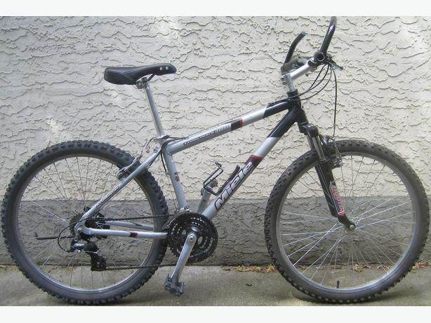 Miele - Twin Track with aluminum frame and 26 inch tires