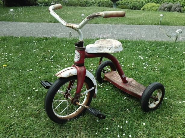Makers Of Antique Tricycles : Vintage tricycles west shore langford colwood metchosin