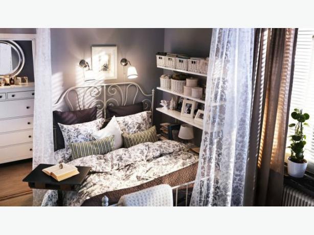 leirvik bed frame double