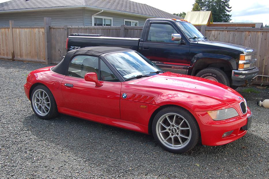 Bmw Z3 Campbell River Comox Valley Mobile