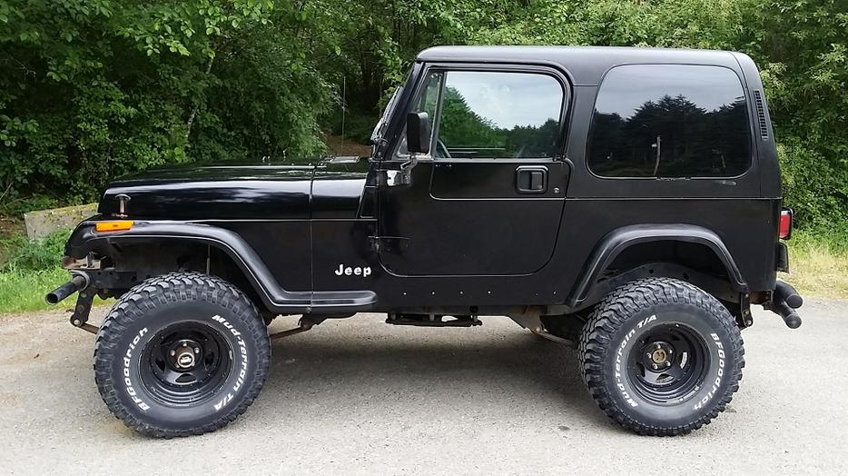 Jeep Yj For Sale Vancouver Island