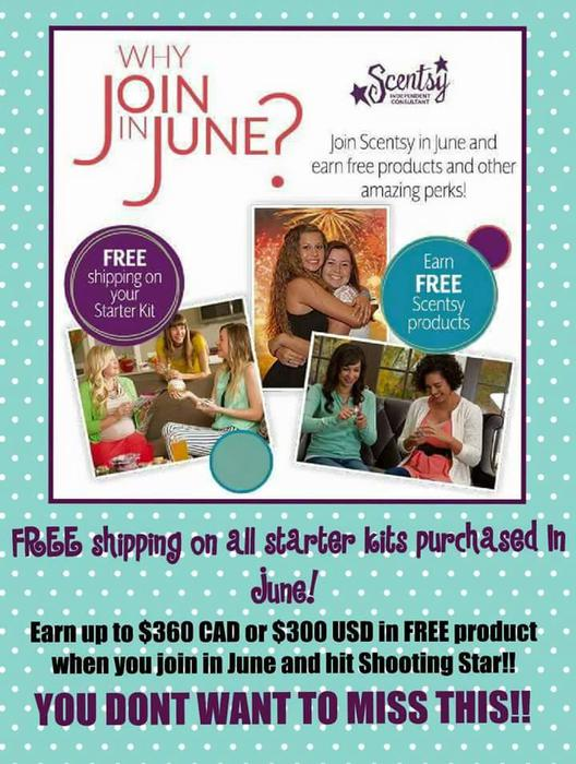 how to join scentsy for free