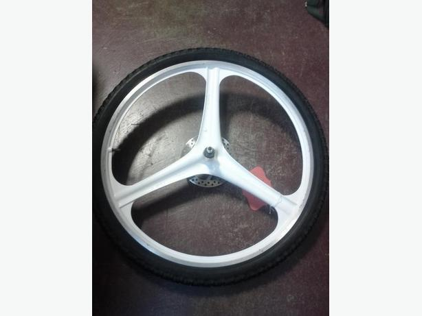 Aluminum Bike Wheel (Reduced $56.00)