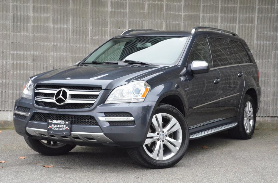 2010 mercedes benz gl class gl350 bluetec 4matic outside for Mercedes benz service charges