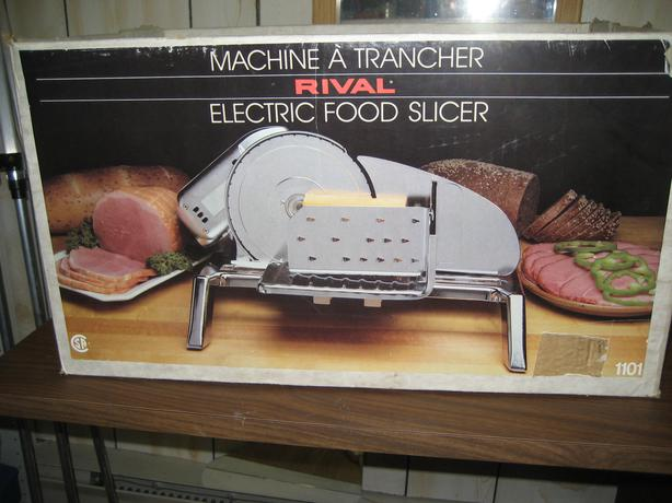 Rival electric food slicer model 1101e 3 manual 1042 wn fold away electric food slicer 16 l x 10 d get free overstock asking 50 firm 36 found related searches processor saver 1030v slicer meat deli fandeluxe Image collections