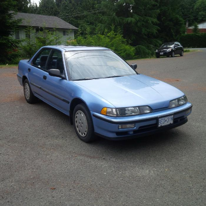 """1990 Acura Integra RS Automatic""""TRADES"""" Malahat (including"""