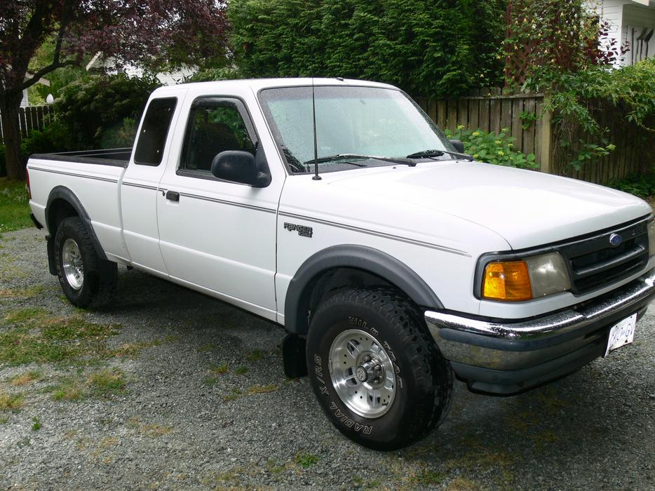Clean 1993 Ford Ranger Xlt 4x4 For Sale Offers North