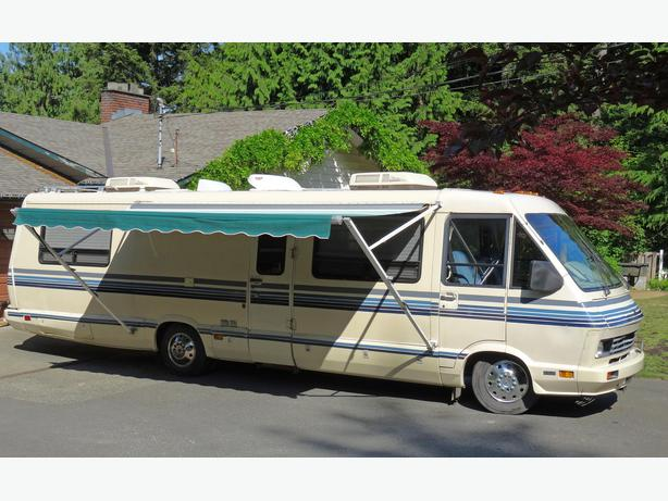 Reliable Rv Cleaner : Well kept clean reliable winnebago elandan class a