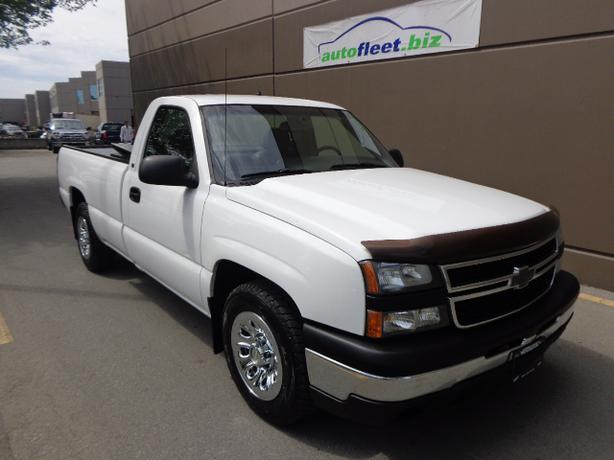 2006 Chevrolet Silverado 1500 Reg Cab Long Box With Tow