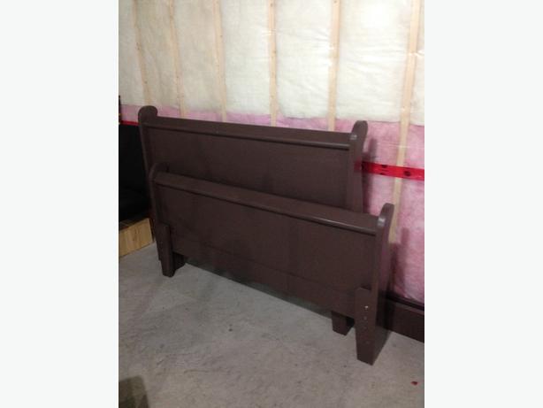 Queen sleigh bed frame north regina regina - Funky bed frames ...