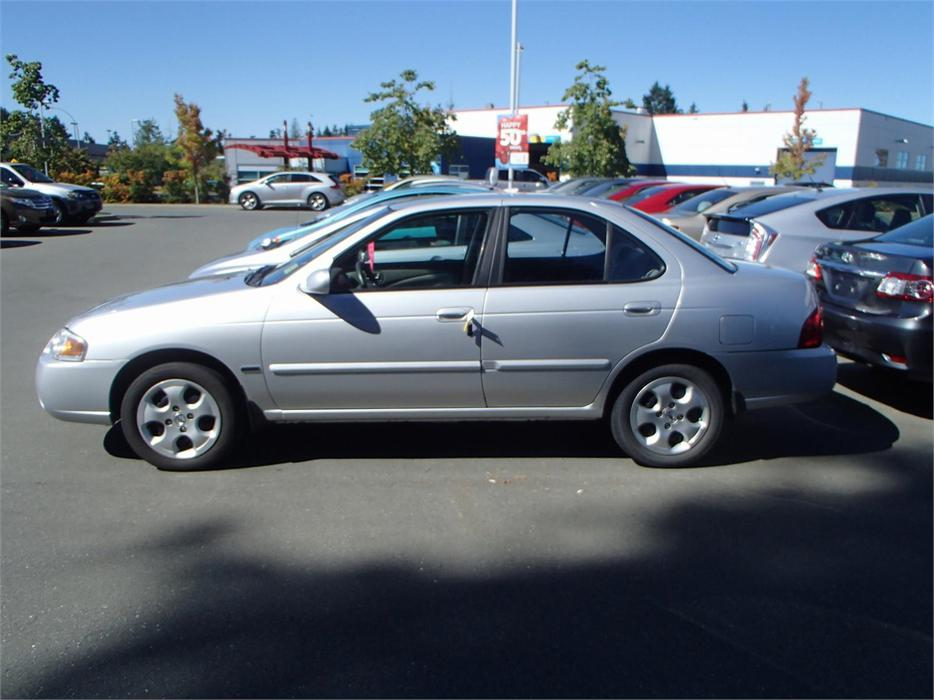 2006 nissan sentra 1 8 special edition courtenay courtenay comox. Black Bedroom Furniture Sets. Home Design Ideas