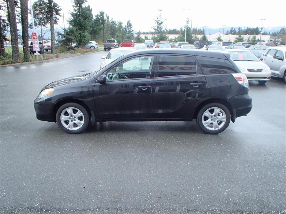2007 toyota matrix automatic courtenay courtenay comox. Black Bedroom Furniture Sets. Home Design Ideas