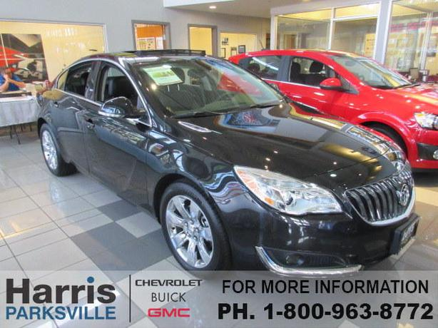 new 2015 buick regal turbo outside nanaimo parksville qualicum beach. Black Bedroom Furniture Sets. Home Design Ideas