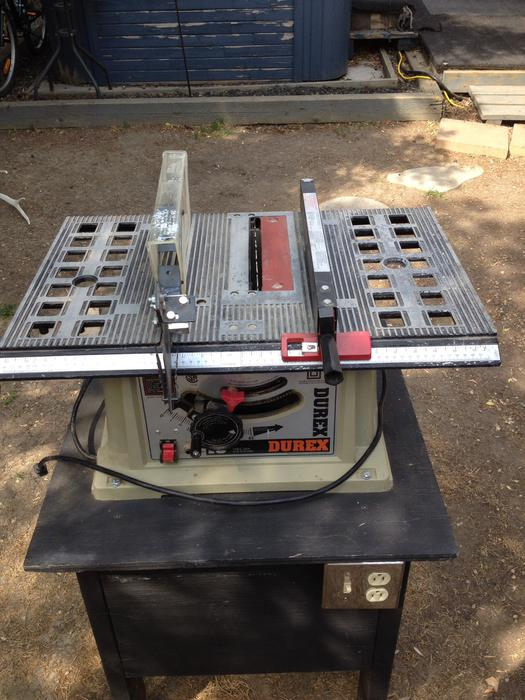 10 Table Saw With Stand For Sale North Regina Regina