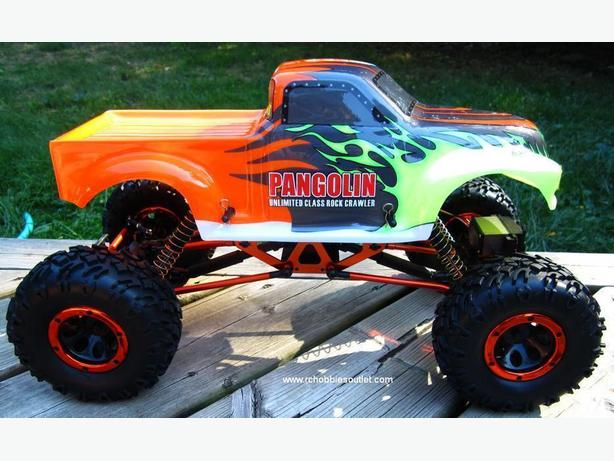 New RC Rock Crawler Truck 1/10 scale HSP Electric
