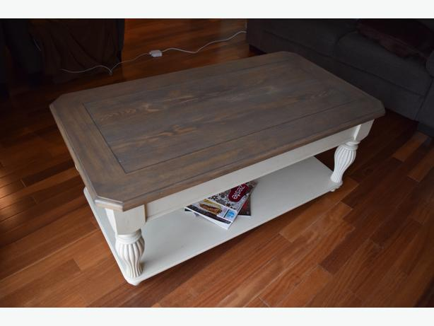 Coffee table with lift top table basse plateau for Table basse double plateau