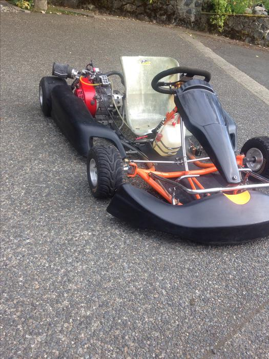Italkart competition go kart west shore langford colwood for Go kart montreal exterieur