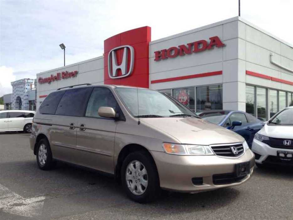 2003 honda odyssey campbell river comox valley mobile. Black Bedroom Furniture Sets. Home Design Ideas