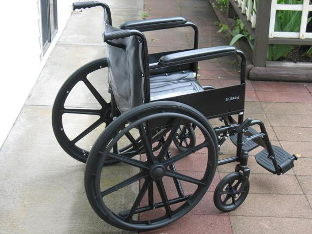 "Roomy Bios Living ( 20"" Wide Seat ) Wheelchair For Sale"