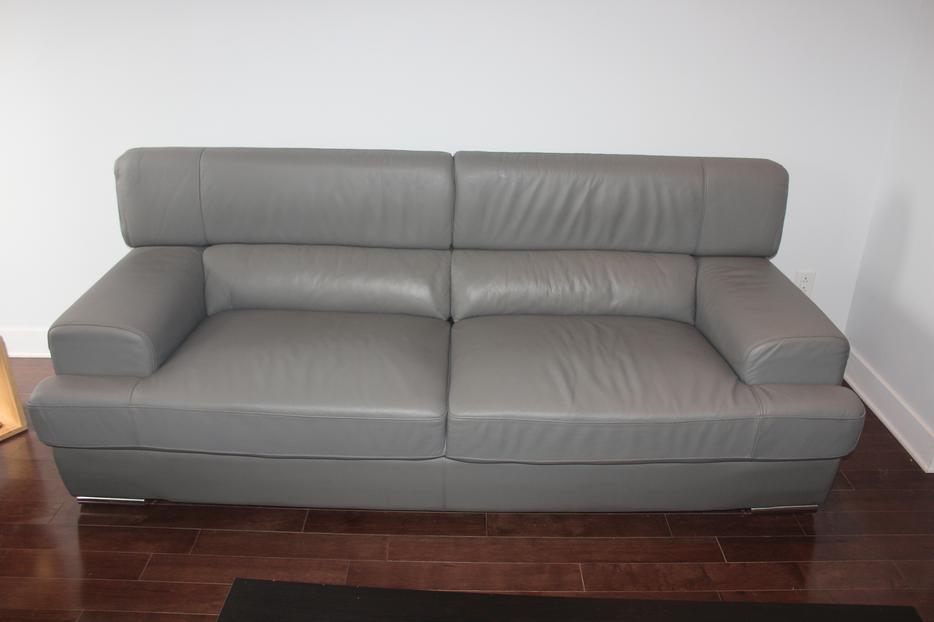 leather structube sofa montreal montreal. Black Bedroom Furniture Sets. Home Design Ideas