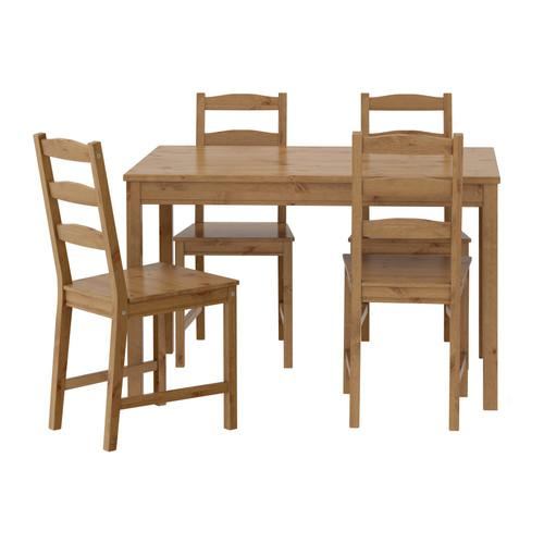 Ikea Tables Kitchen: IKEA JOKKMOKK Kitchen/ Dining Table And 4 Chairs Victoria