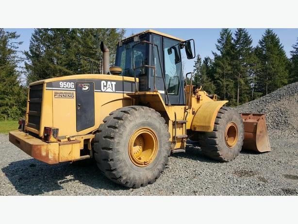 Cat 950G, 9374 Well Maintained Hours