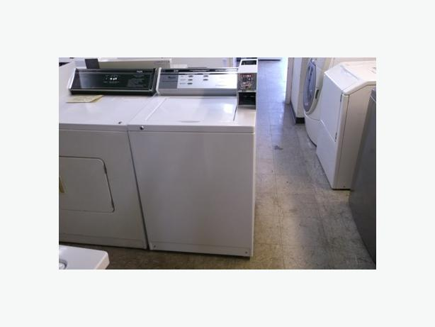 Laveuse Payante Coin Operated Washer Montreal Montreal