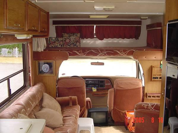 1989 Class C 27 Ft Ford E350 Travelmaster Motorhome