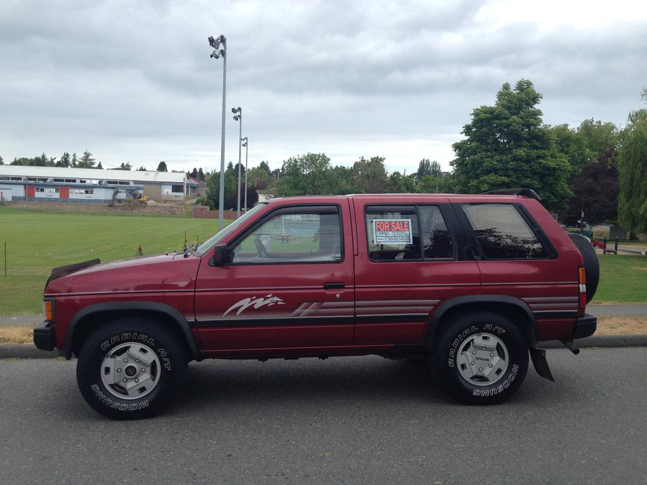 1 250 Obo Nissan Pathfinder Must Sell Victoria City Victoria