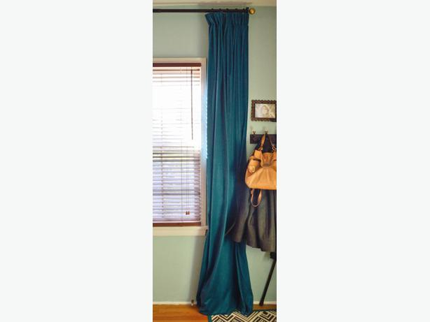 Ikea Sanela curtains Victoria City, Victoria