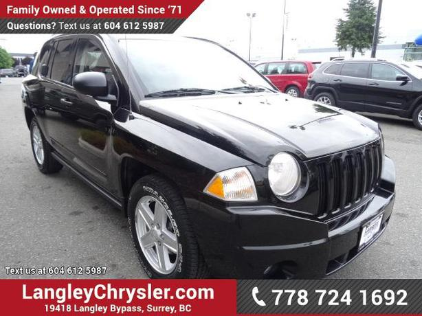 12 987 2008 jeep compass sport north w power accessories a c. Cars Review. Best American Auto & Cars Review