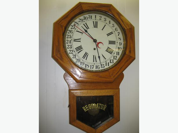 Pequegnat Clock From Past Times Antiques Amp Coll 1178